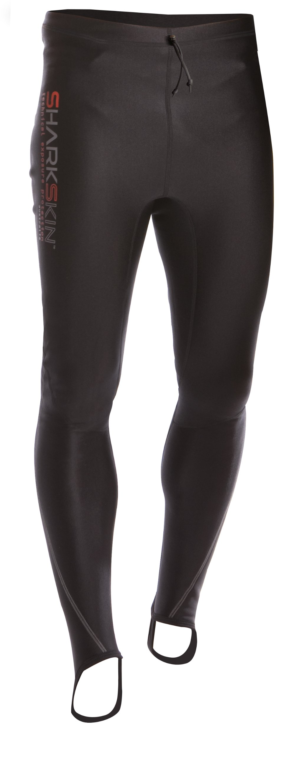 Sharkskin Mens Chillproof Wetsuit Long Pants Size - Large by Sharkskin (Image #1)