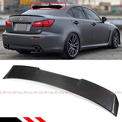 Spoilers Cuztom Tuning for 2014-2019 Lexus IS200t IS250 IS350 ...