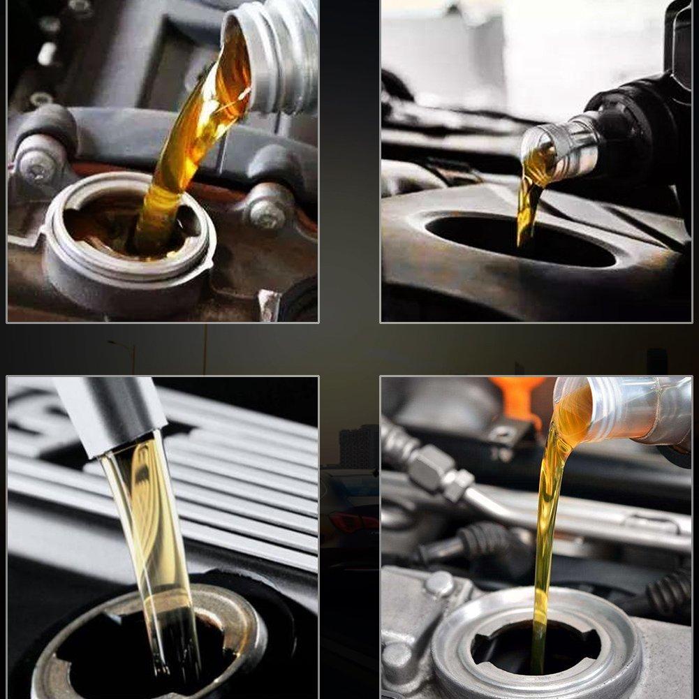 Robinet R/éservoir Essence Keenso Essence Carburant Interrupteur Switch Commutateur de Carburant de R/éservoir de Gaz M10X1.25