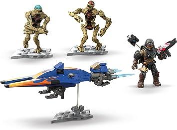 Mega Construx Destiny Hive - Pack de Accesorios: Amazon.es ...