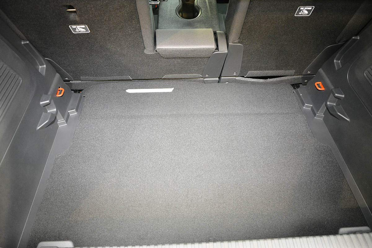 C3 Aircross 2017 Onwards Boot Liner 3517