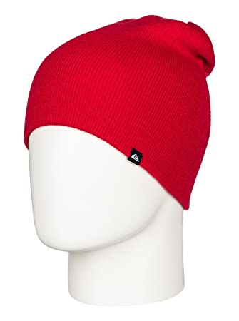 6f605321994 quiksilver Jewell Slouch - Hat - Men - One Size - Red  Quiksilver   Amazon.co.uk  Clothing