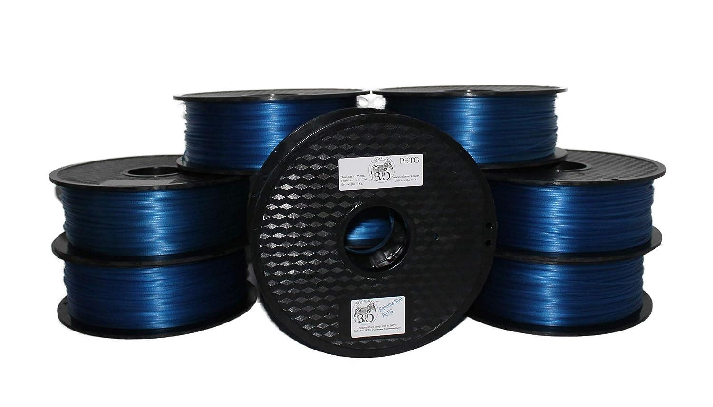 Colorme3D Filamento para impresora 3D de calidad Bahama Blue Haze ...
