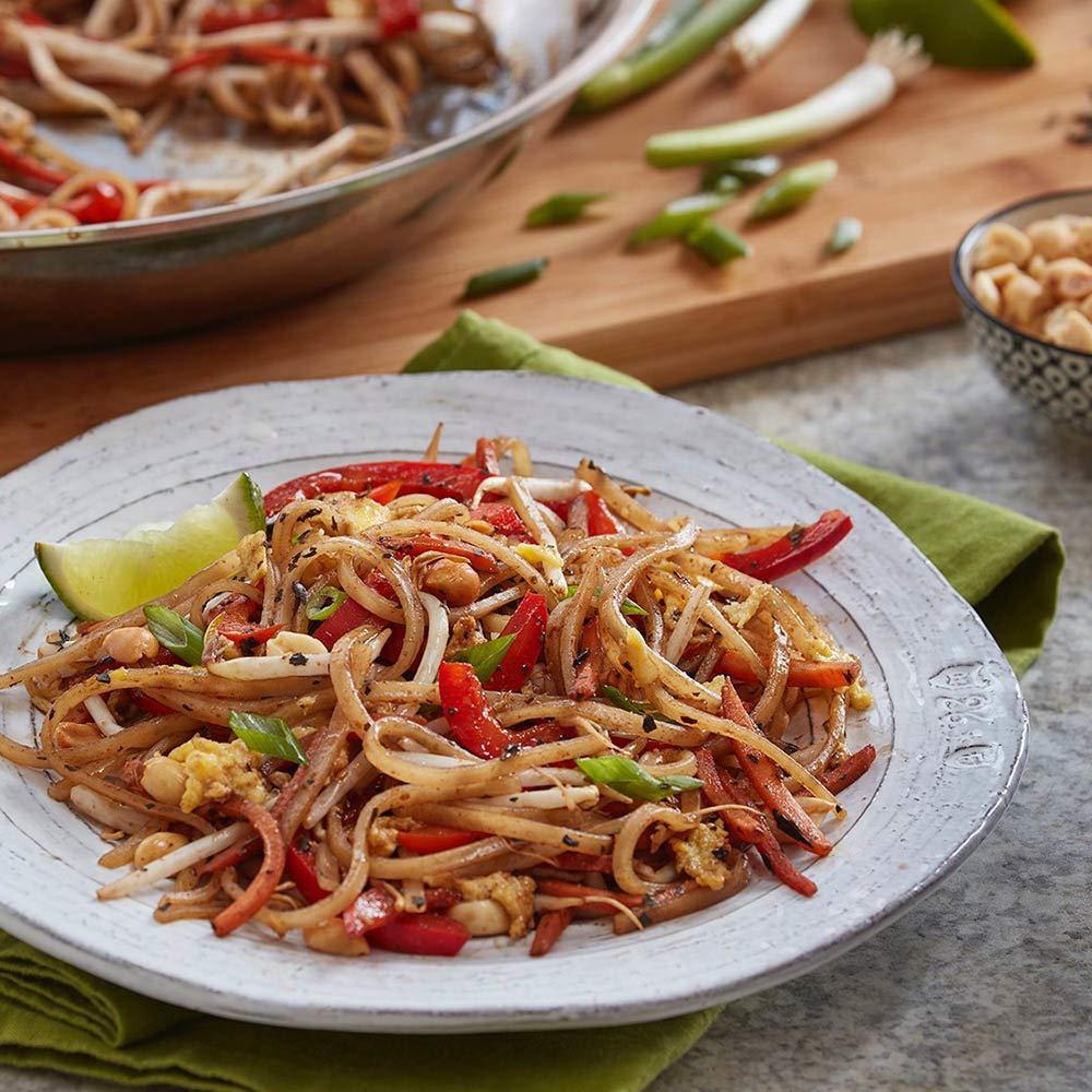 Gluten Free Stir Fry Rice Noodles