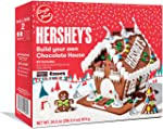 Hershey's Build Your Own Chocolate Holiday Gingerbread House Kit - 34.4