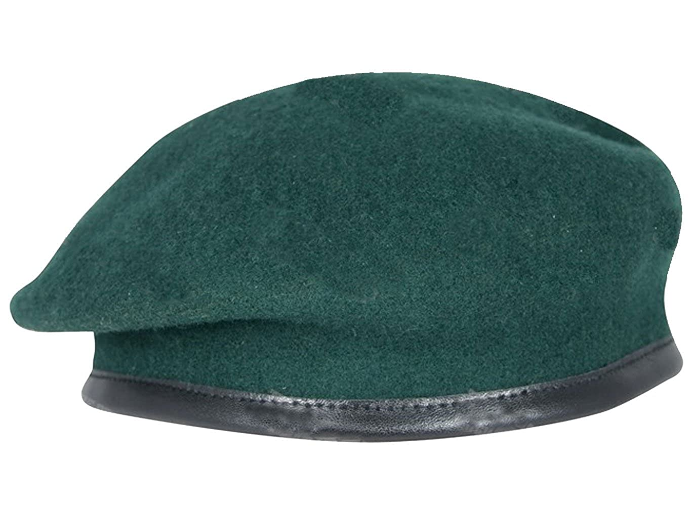 High Quality Commando Green Royal Marines / Commando Forces Beret All Sizes