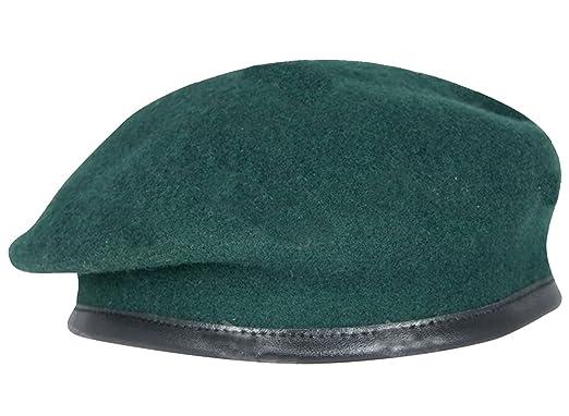 aa1e15c2 High Quality Commando Green Royal Marines / Commando Forces Beret All Sizes  (56cm)