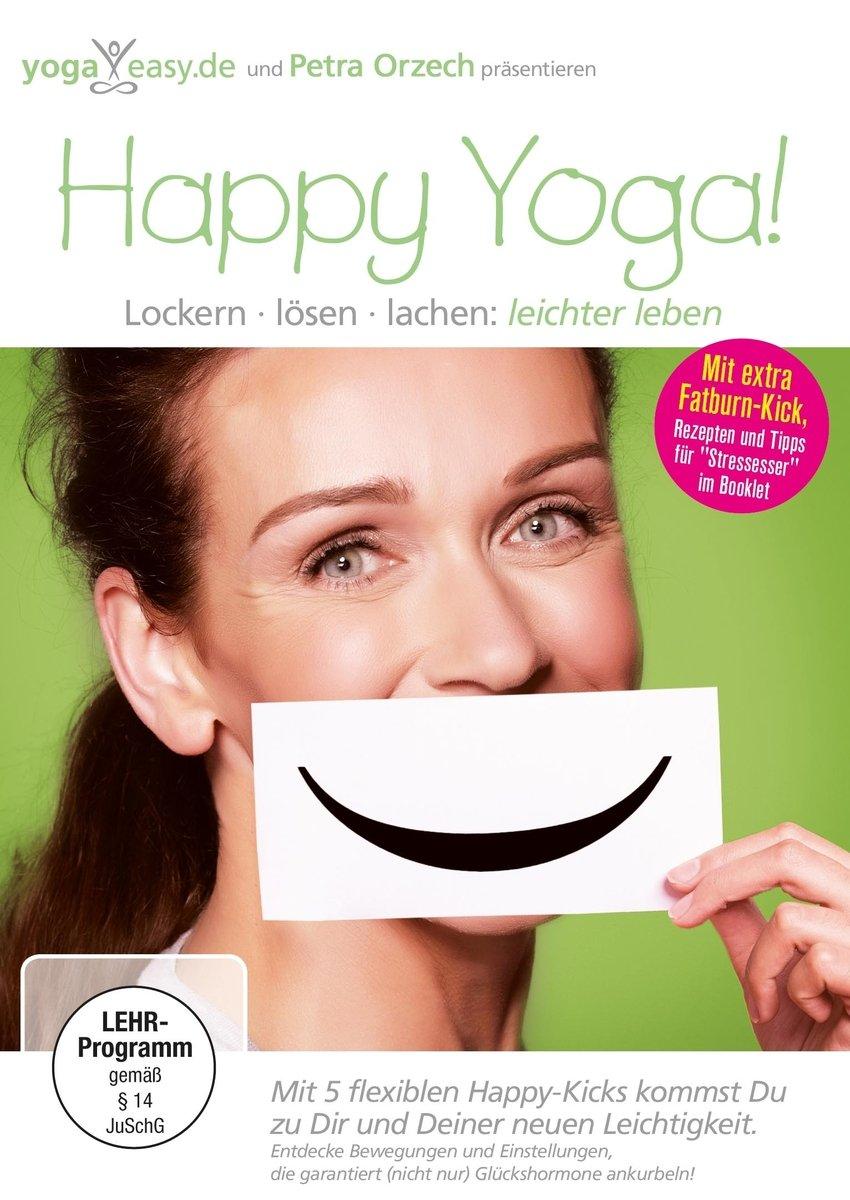 Amazon.com: Yoga Easy - HAPPY YOGA Lockern, Lösen, Lachen ...