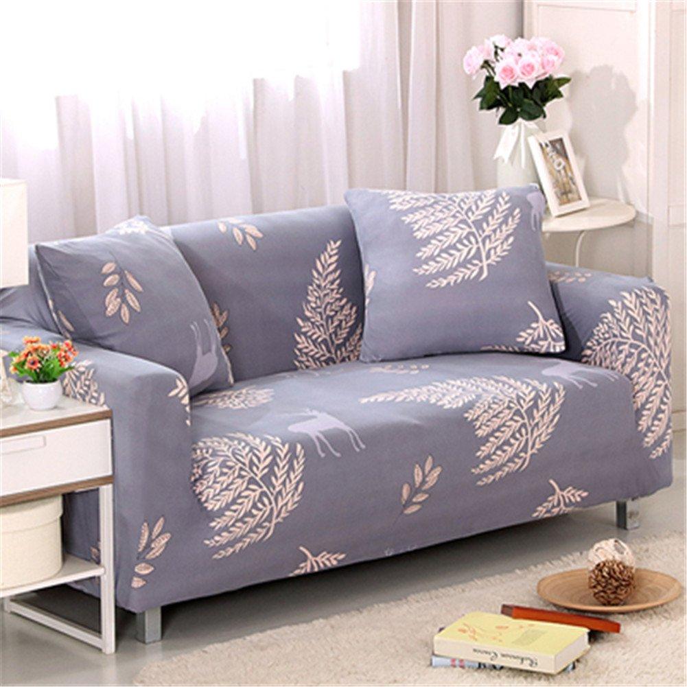 Amazon com hoxekle modern sofa cover all inclusive slip resistant cheap sofa towel elastic corner sofa sectional covers spandex sofa slipcover 1pc home