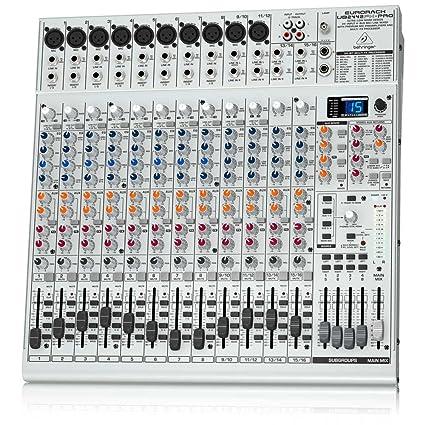 amazon com behringer eurorack ub2442fx pro musical instruments rh amazon com Behringer Eurorack Ub1222fx Pro behringer eurorack ub2442fx-pro mixer manual español