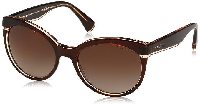 Ralph Lauren Ralph by 0Ra5238 Gafas de Sol, Brown Beige, 55 ...