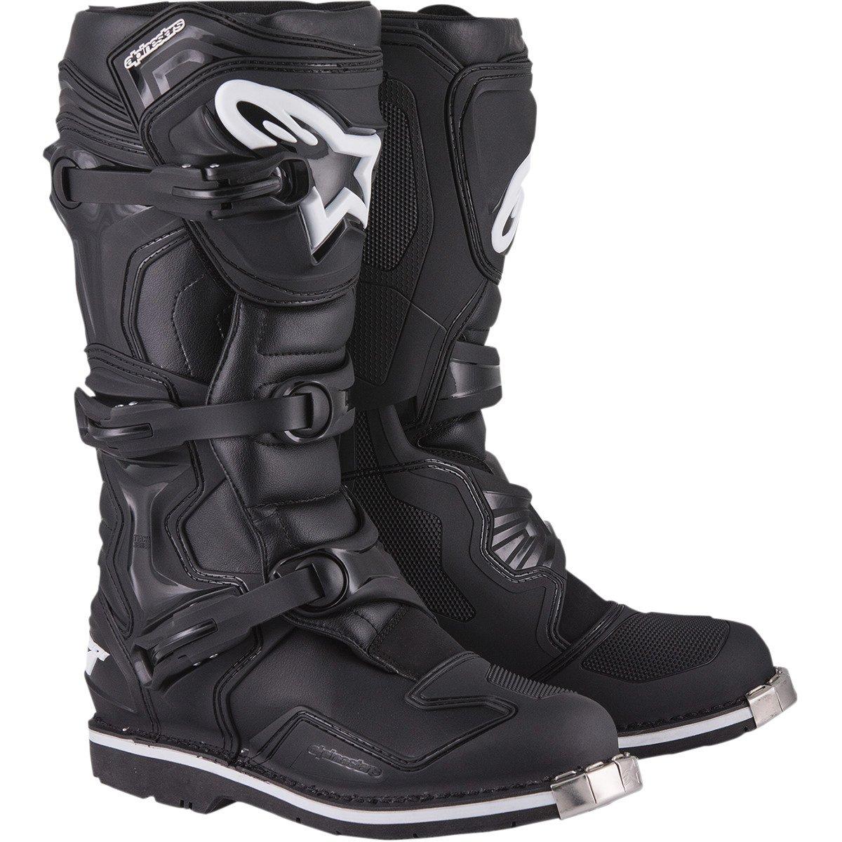 Alpinestars Tech 1 Men's Off-Road Motorcycle Boots - Black / 12