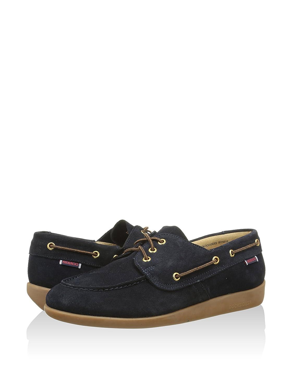 Sebago - Mocasines para Hombre Azul Azul Navy 43 EU: Amazon.es: Zapatos y complementos