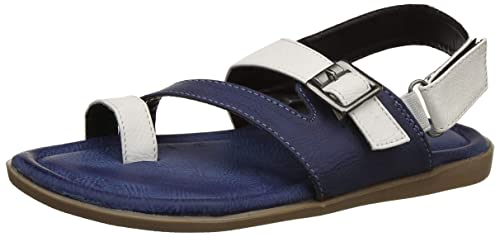 7de4ca0e337c BATA Bubblegummer Girl s Wanda Sandal White Indian Shoes - 13 Kids ...