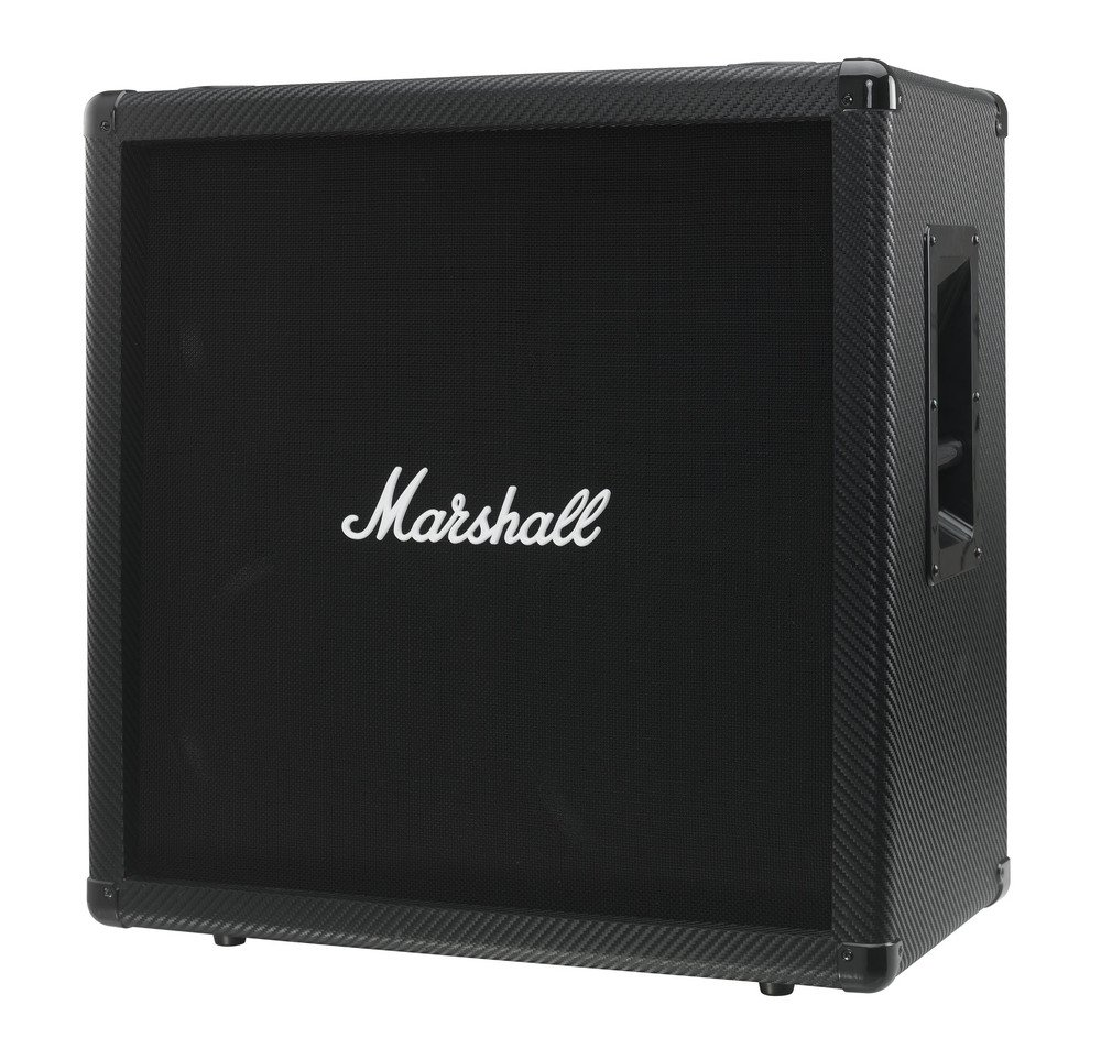 Marshall MG412BCF MG Series 120-Watt 4x12-Inch Straight Guitar Extension Cabinet