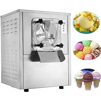 Amazon Com Happybuy Hard Ice Cream Machine 20l H Food