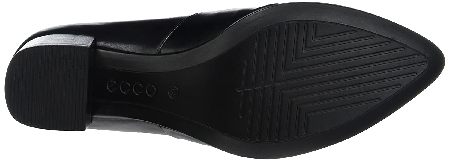 Ecco Block Damen Shape 45 Pointy Block Ecco Slipper 309a4f