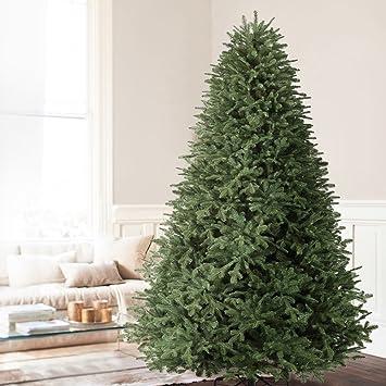 balsam hill bh balsam fir premium artificial christmas tree 75 feet unlit - Amazon Christmas Tree
