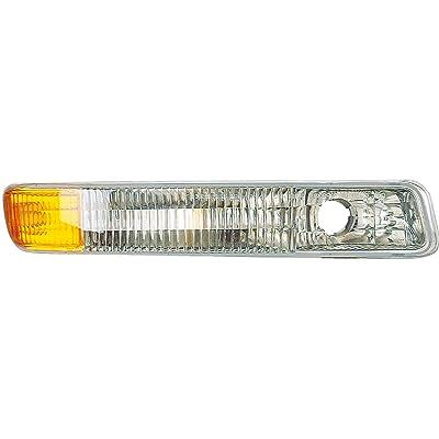 Dorman 1610161 Front Passenger Side Turn Signal / Parking Light Assembly for Select GMC Models: Automotive