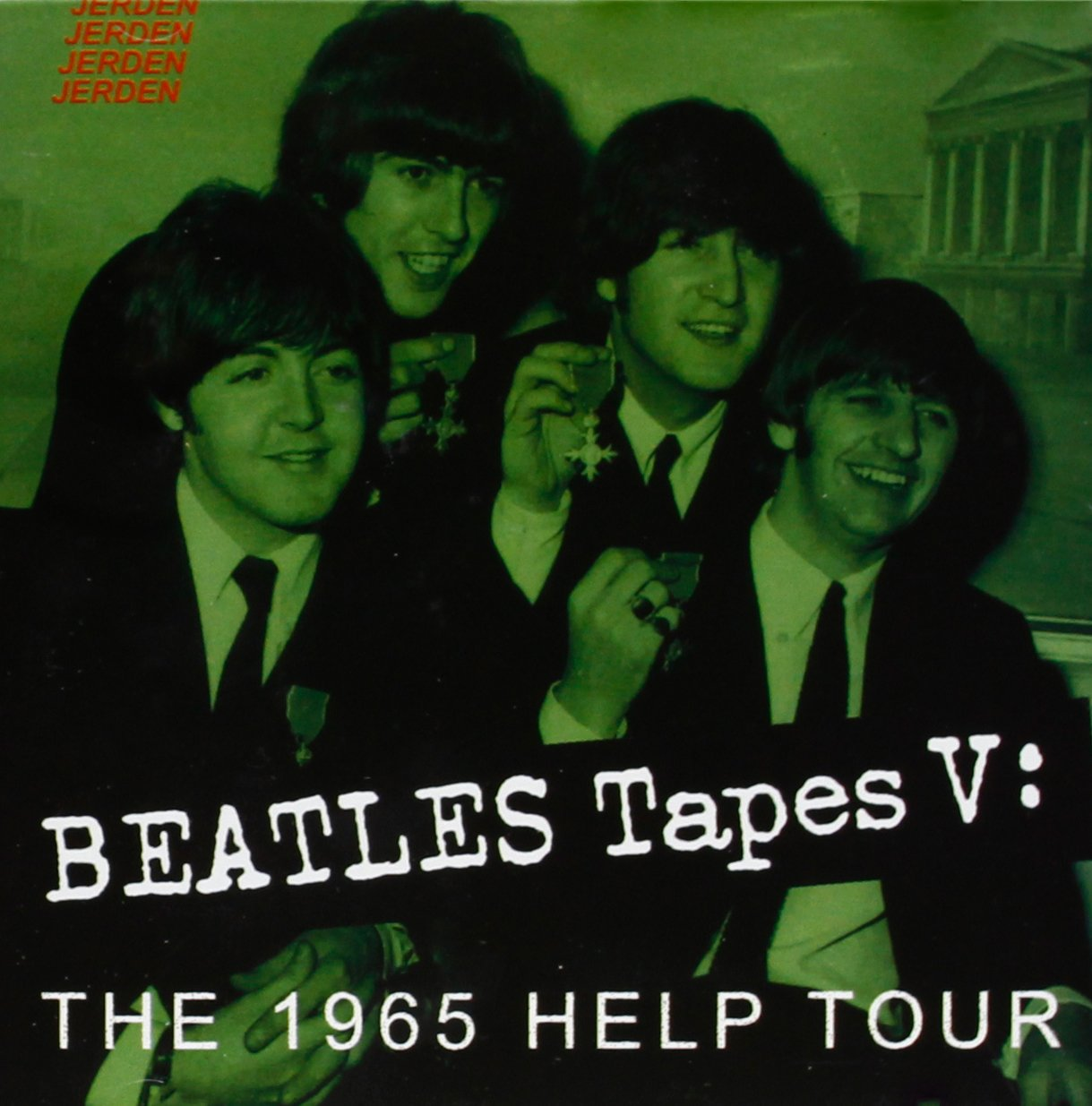 Beatles Tapes V: the 1965 Help Tour by Jerden Records