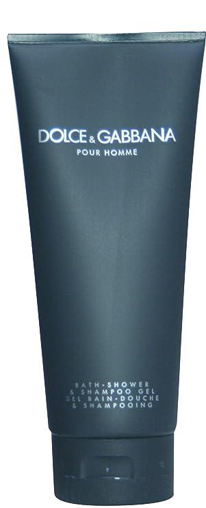 e9244b05654c Dolce   Gabbana Pour Homme Shower Gel 200ml  Amazon.co.uk  Health    Personal Care