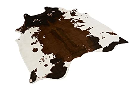 Review Cow Print Rug 4.1x4.2