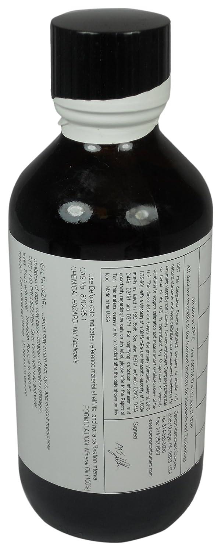 BYK-Gardner 4044 Certified Viscosity Standard Oils for Rotational Viscometers, Brookfield-Type, RT1000 BYK-Gardner USA
