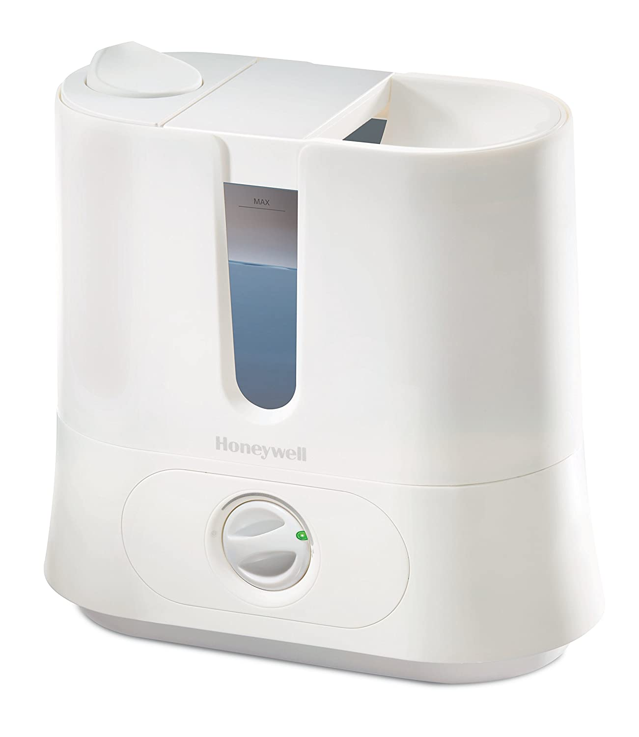 Honeywell Easy to Care Removable Top Fill Ultrasonic Cool Mist Humidifier, White