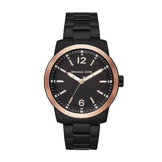 Amazon.com: Michael Kors MK8670 Vonn - Reloj de acero ...