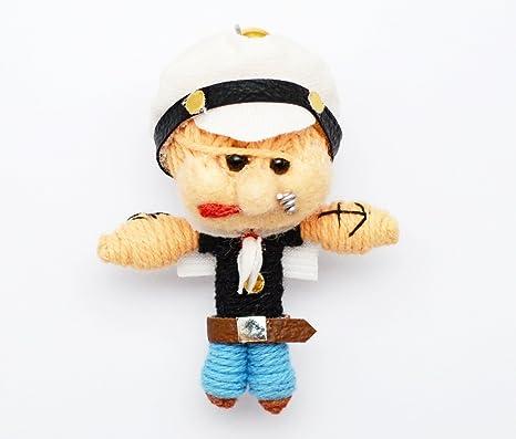 Amazon.com: (VD022) Popeye el Marinero hombre Handmade ...