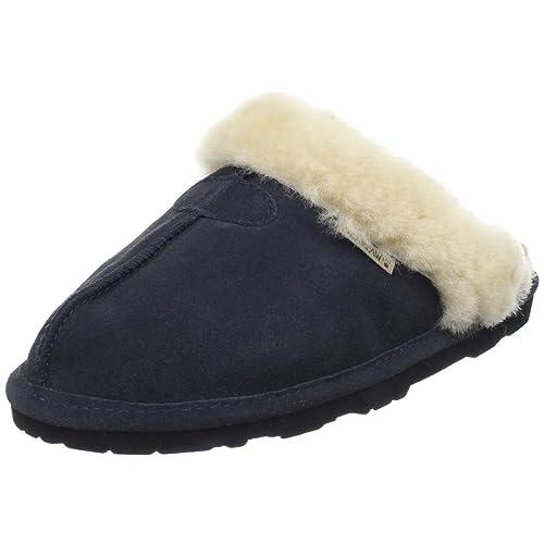 bbbb692fb157 Bearpaw Women s Loki Ii Slippers  Amazon.co.uk  Shoes   Bags