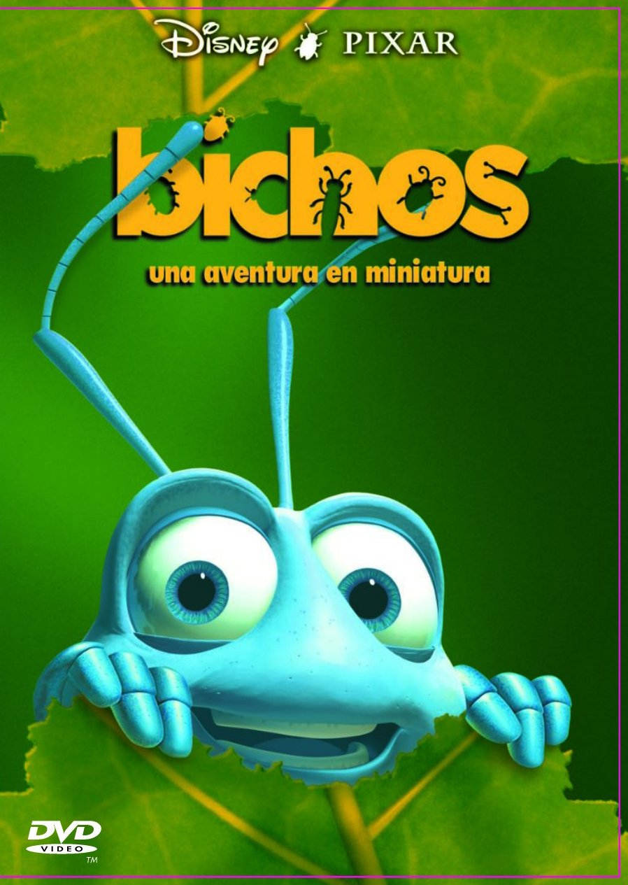 Bichos una aventura en miniatura dvd ebay for Bichos en el colchon