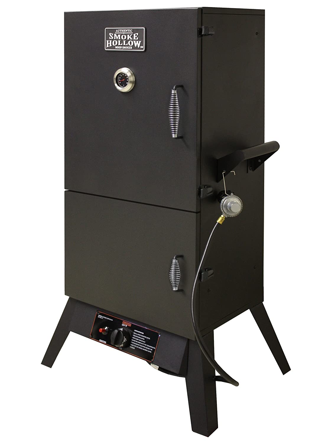 Smoke Hollow 38202G - best propane smoker