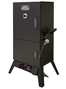 Masterbuilt 20,000 BTUs LP Gas Offset Smoker