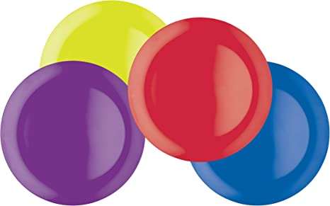 Set Of 4 UK POST FREE Kitchen Craft Miniamo Melamine Plates
