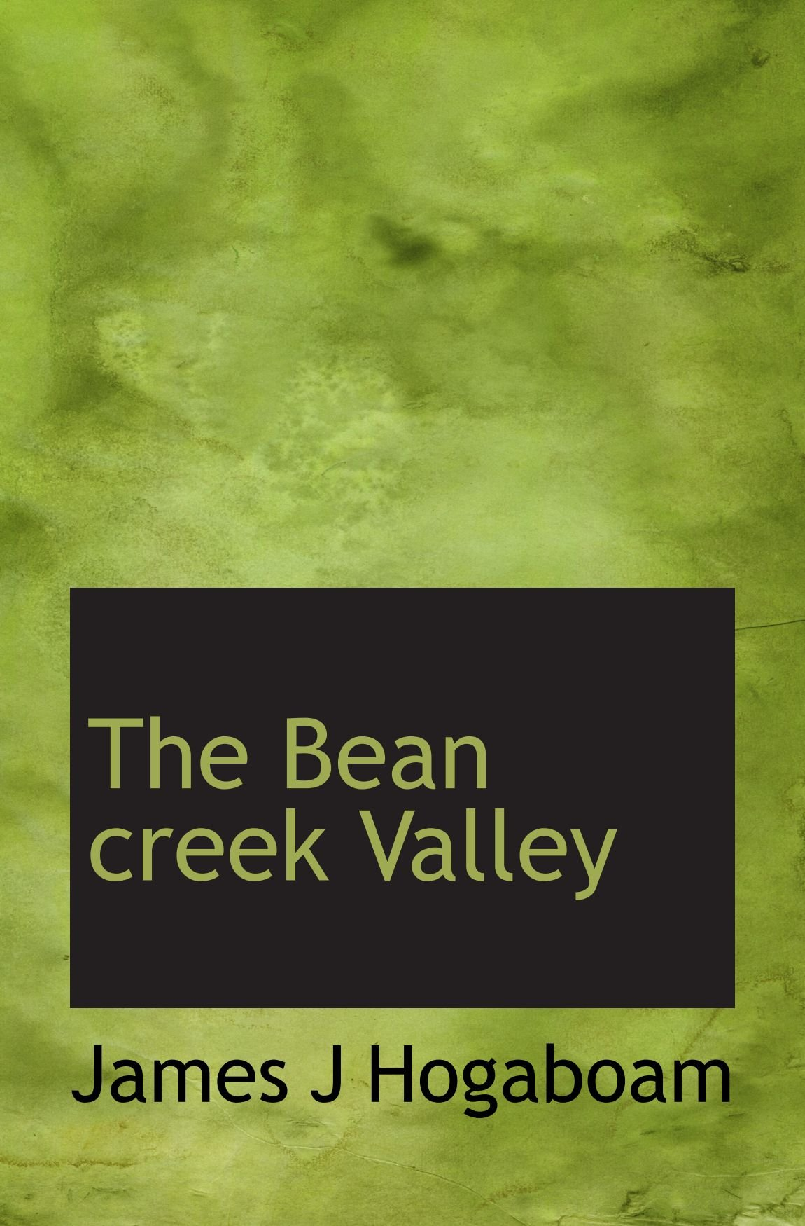 The Bean creek Valley pdf epub