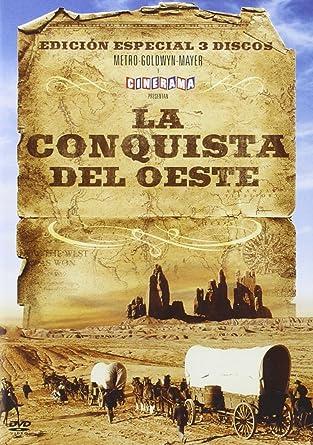 La conquista del oeste (Edición especial) [DVD]: Amazon.es: Carolyn ...