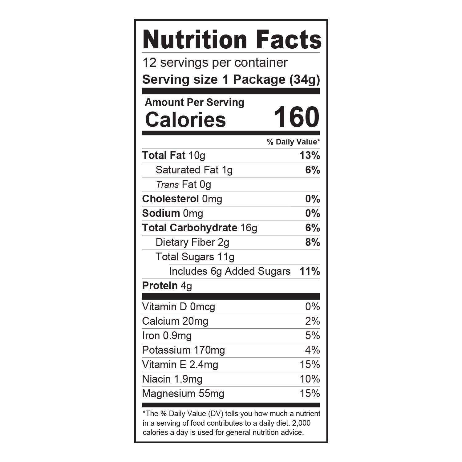 Nature's Garden Trail Mix Snack Packs, Multi Pack 1.2 oz bags, Pack of 24, Omega-3 Deluxe Mix, Cranberry Health Mix (Pack of 2) by Nature's Garden (Image #3)