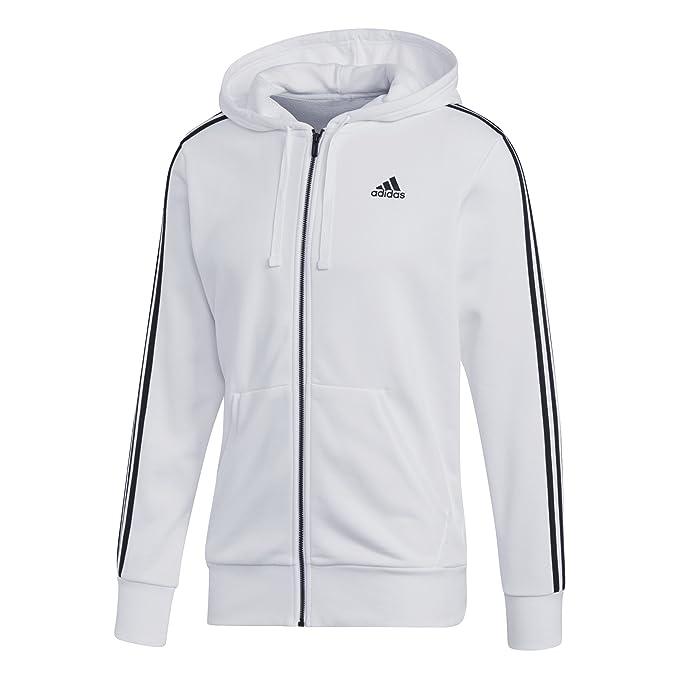 adidas winterjacke weiß männer