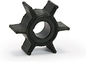 Wingogo Water Pump Impeller for 2/2.5/3.5/4/5/6 HP Nissan Tohatsu Outboard Replacement 369650211M 369-65021-1