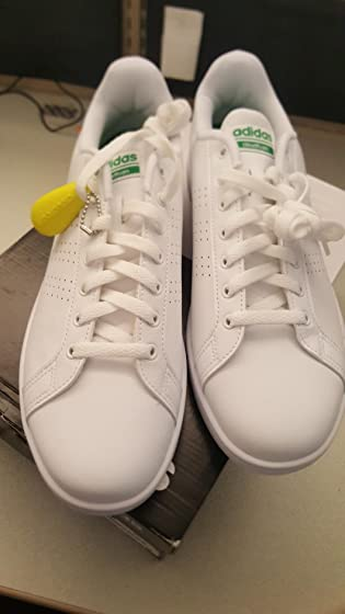 adidas Men's Cloudfoam Advantage Clean Sneaker Good product - good quality - Perfect condition - But it runs big