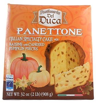 Amazon com : Panettone Pasticceria Italian Specialty Cake
