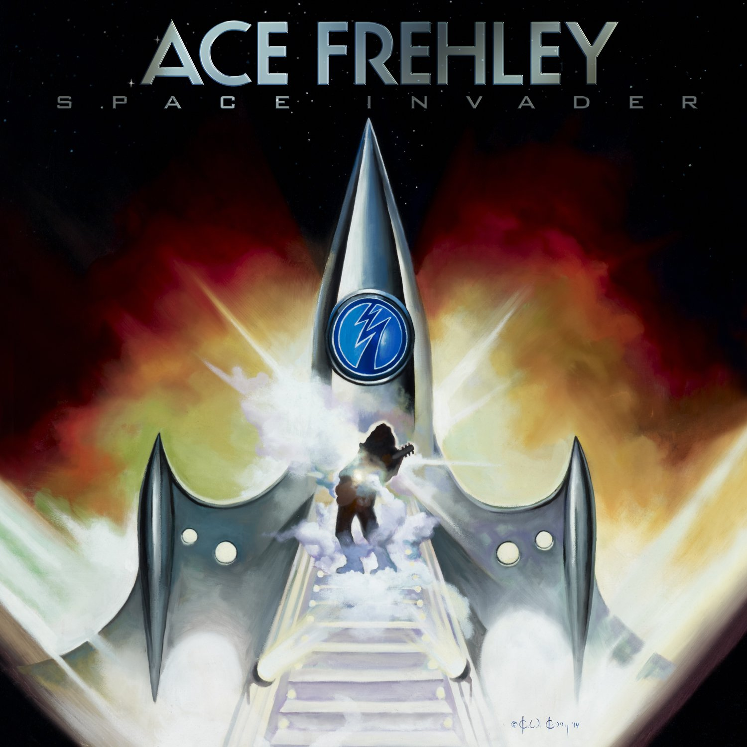 CD : Ace Frehley - Space Invader (CD)