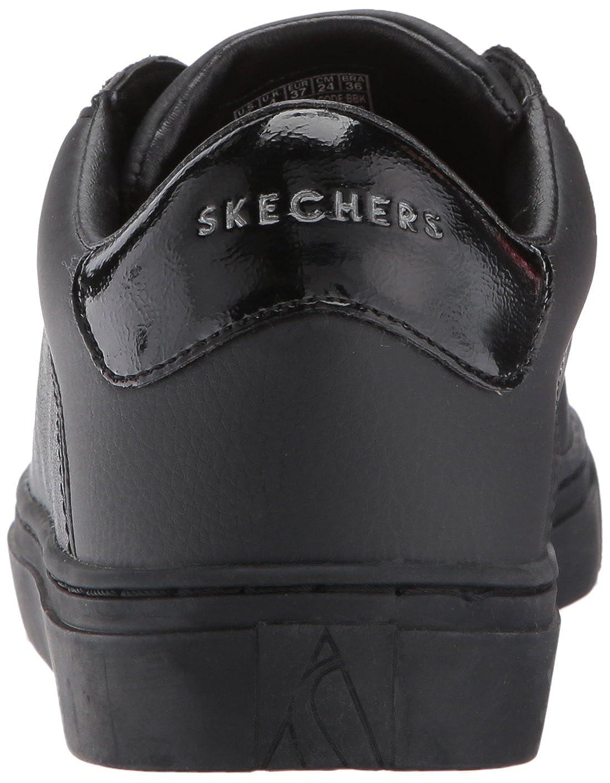 Skecher Street Womens Side Bling Street Fashion Sneaker