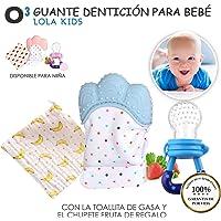 O³ Guante Dentición Bebé Lola Kids + 1