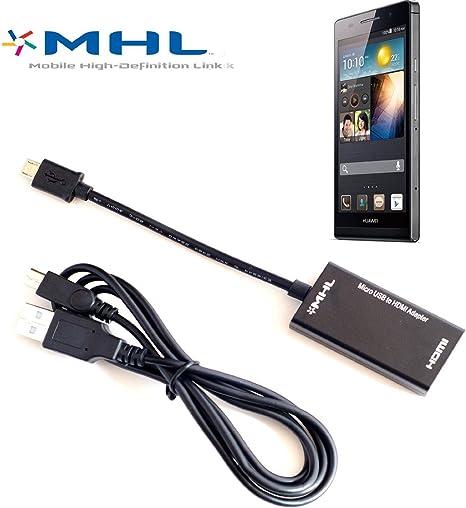 Volans MHL a HDMI TV-out para LG Optimus G Pro, Optimus G, Optimus ...