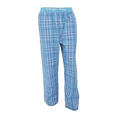 De Bay Pyjama À Homme Cargo Pantalon Carreaux PZXOkiu