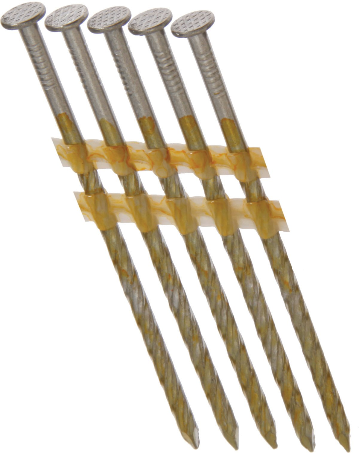 Grip Rite Prime Guard Max MAXC62907 20-22 Degree Plastic Strip 3-1/4-Inch by .131-Inch Screw Shank, Stainless Steel Nails 1,000 Per box