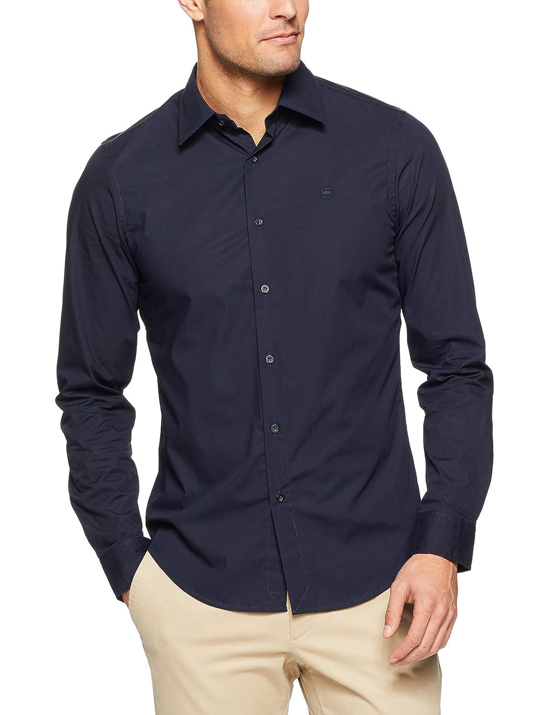 TALLA L. G-STAR RAW Core Super Slim Camisa Vaquera para Hombre
