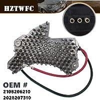 HZTWFC Resistencia del regulador del motor del soplador